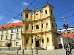 Kostol Trinitárov