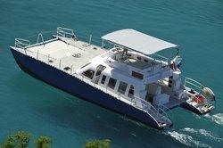 Plongee Caraibes Catamaran