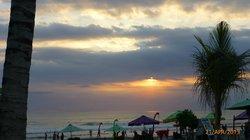 afternoonLegian Beach