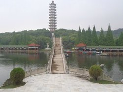 Lianhua Mountain Scenic Resort