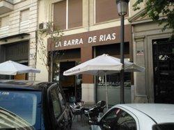 La barra de Rias