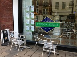 The London Street Sandwich Company