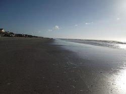 Balneario Hermenegildo Beach