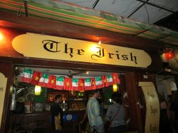 The Wolfhound Irish Bar