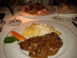Alcorta carnes y vino