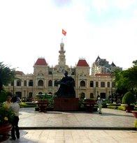 Quảng trường Hồ Chí Minh