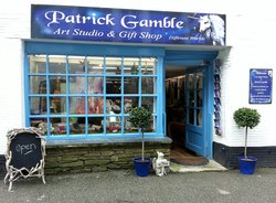 Patrick Gamble Art Studio & Gift Shop