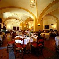 Parador de Merida. Restaurante La Concordia