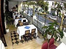 Cafeteria del Gran Hotel Bolivar