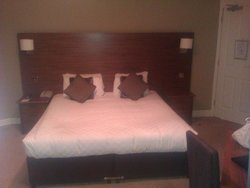 Substantial Bed