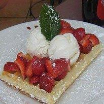Cafe Bruegel - Belgian Waffles