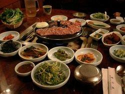 Korean & Chinese Restaurant