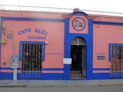 Cafe Alex