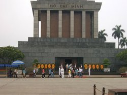 Ho Chi Minh-mausoleet