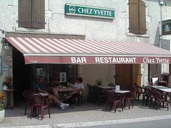 Chez Yvette