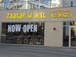 Zaatar W. Zeit