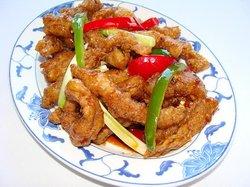 Ginger Beef - Macewan