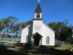 Church on the Lake.  Great Wedding spot!