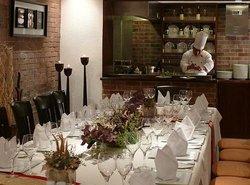 Blanc Restaurant Gourmet