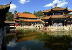 Cang Hill Scenic Resort, Kunming