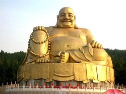 Cliff of Thousand Buddhas