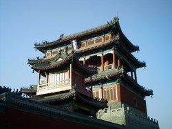 Xuan Kong Temple of Chaoyang, Qi County, Henan