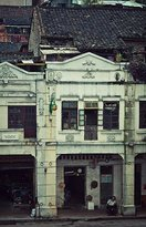 Qilou Building