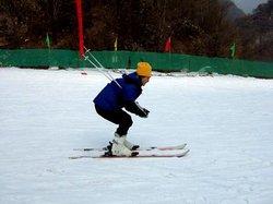 Taibaishan Ski Area