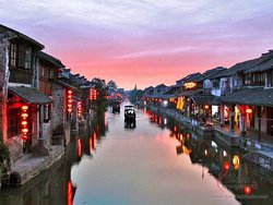 Jiaxing Jiashan Land of Rivers and Lakes