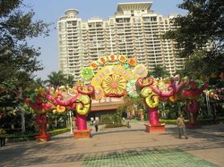 Gaobaizhang Scenic
