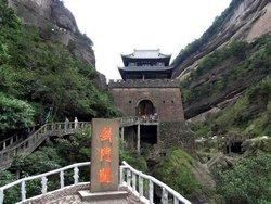 Jianmen Shudao Scenic Spot