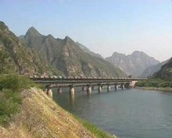 Zhisheng Pass of Tang Dynasty