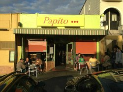 Papito from outside