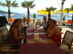 Sunset Beach Restaurant Bitez