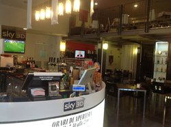 Bistro Lounge Cafe
