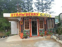 Strawberry Cafe