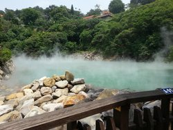 Beitou Thermal Valley(Hell Valley)