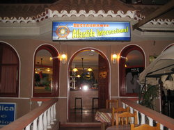 Restaurante Atlantida Internacional