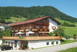 Gaestehaus Bergstueberl