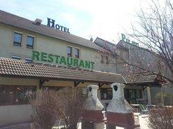 P'tit Dej-Hotel Gap Le Pre Vert