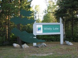 Windy Lake Provincial Park