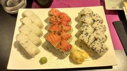 Kot and Sushi