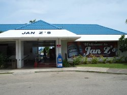 Jan Z's By The Sea