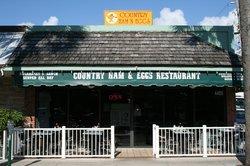 Country Ham N' Eggs