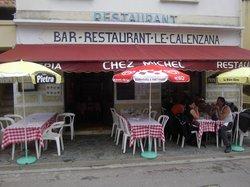 Restaurant Pizzeria Le Calenzana
