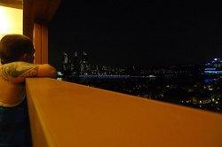 Equarius Hotel Balcony The MiniMen