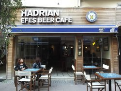 Hadrian Cafe bar