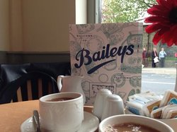 Baileys Cafe and Tea Rooms