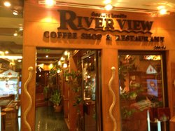 Riverview coffee shop