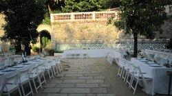 dia de boda en La Font del Gat
